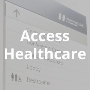 Healthcare Signage